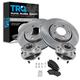 1ABMS00073-Brake & Wheel Bearing Kit