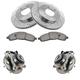 1ABMS00081-Brake & Wheel Bearing Kit