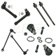 1ASFK04762-2004-09 Nissan Quest Steering & Suspension Kit