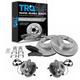 1ABMS00096-Brake & Wheel Bearing Kit