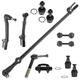 1ASFK04781-2008-10 Ford Steering & Suspension Kit