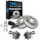 1ABMS00102-2001-02 Ford Explorer Brake & Wheel Bearing Kit