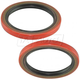 1ASHS01064-Toyota 4Runner Pickup T100 Wheel Seal Pair