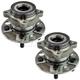 1ASHS01066-Lexus LS460 LS600h Wheel Bearing & Hub Assembly Pair