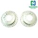 1APBR00381-Brake Rotor Pair  Nakamoto 31550-DSZ