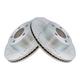 1APBR00383-Brake Rotor Pair  Nakamoto 54097-DSZ