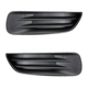 1ABMK00106-2003-04 Toyota Corolla Bumper Fog Light Cover Pair