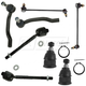 1ASFK04818-Acura MDX Honda Pilot Steering & Suspension Kit