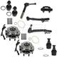 1ASFK04826-2005-10 Ford Steering & Suspension Kit