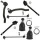 1ASFK04820-Acura MDX Honda Pilot Steering & Suspension Kit