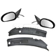 1ABMK00237-1999-04 Ford Mustang Firewall Cowl Grille Kit
