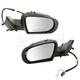 1AMRP01826-2014-16 Jeep Cherokee Mirror Pair
