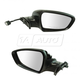 1AMRP01832-2014-16 Kia Forte Mirror Pair