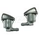 1AWWS00063-Toyota Sienna Solara Windshield Washer Nozzle Pair  Dorman 47189