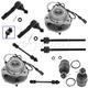 1ASFK04836-1998-01 Steering & Suspension Kit