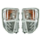 1ALPP01054-2012-15 Toyota Prius Prius Plug-In Parking Light Pair