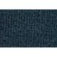 ZAICF00142-1981-82 Chevy Corvette Passenger Area Carpet 4033-Midnight Blue