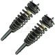 MNSSP01034-Ford Fusion Mercury Milan Strut & Spring Assembly Pair  Monroe Quick-Strut 172596