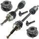 1ASFK04863-2001-03 Ford Windstar Steering & Suspension Kit