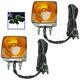 DMLPP00003-2008-13 Kenworth T170 T270 T370 Parking Light Pair  Dorman 888-5405