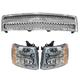 1ABGK00085-Chevy Silverado 1500 Lighting Kit