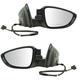 1AMRP01837-2009-12 Volkswagen CC Mirror Pair