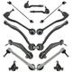 1ASFK04880-BMW X5 Steering & Suspension Kit