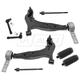 1ASFK04886-2004-09 Nissan Quest Steering & Suspension Kit
