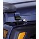 RRHRC00008-1997-06 Jeep Wrangler Hood Latch & Catch Bracket Pair  Rugged Ridge 11210.10