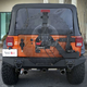 RRSTW00005-2007-16 Jeep Wrangler Tire Carrier