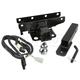 RRXRA00008-2015-16 Jeep Wrangler Receiver Hitch Kit