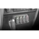 RRIMX00022-2007-10 Jeep Wrangler Switch Panel Kit