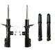 MNSSP01070-2011-13 Hyundai Elantra Shock & Strut Kit  Monroe OESpectrum 72709  72708  5671