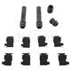 1ABRX00059-Caliper Hardware Kit