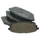 1ABPS02297-Mazda Protege Protege5 Brake Pads