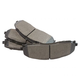 1ABPS02299-2013-16 Ford Brake Pads  Nakamoto MD1680
