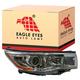 1ALHL02432-2014-16 Toyota Highlander Headlight