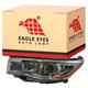 1ALHL02431-2014-16 Toyota Highlander Headlight