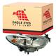 1ALHL02430-2014-16 Mazda 6 Headlight