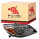 1ALHL02428-2014-15 Honda Civic Headlight