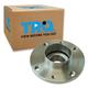 1ASHR00315-2012-16 Fiat 500 Wheel Bearing & Hub Assembly
