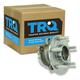 1ASHR00317-2012-16 Ford Focus Wheel Bearing & Hub Assembly  TRQ BHA54395