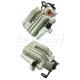 RABCS00004-Brake Caliper Pair