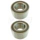 1ASHS01081-Wheel Bearing Pair