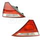 1ALTP01016-2015-17 Toyota Camry Tail Light Pair