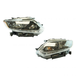 1ALHP01194-Nissan Rogue Headlight Pair
