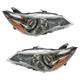 1ALHP01198-2015-17 Toyota Camry Headlight Pair