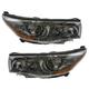 1ALHP01197-2014-16 Toyota Highlander Headlight Pair