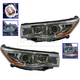 1ALHP01196-2014-16 Toyota Highlander Headlight Pair