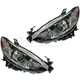 1ALHP01200-2014-16 Mazda 6 Headlight Pair